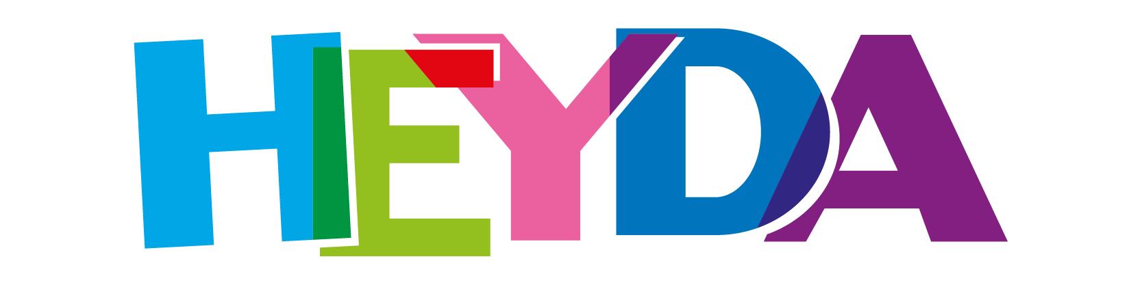 heyda Logo - Lieferant unseres Bastelladen in Lohne