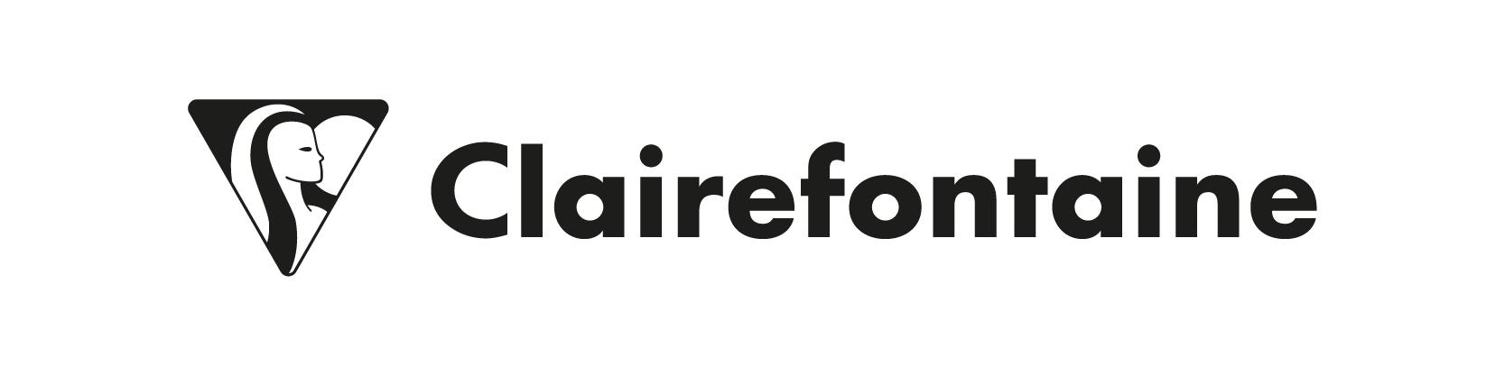 clairefontaine Logo - Lieferant unseres Bastelladen in Lohne