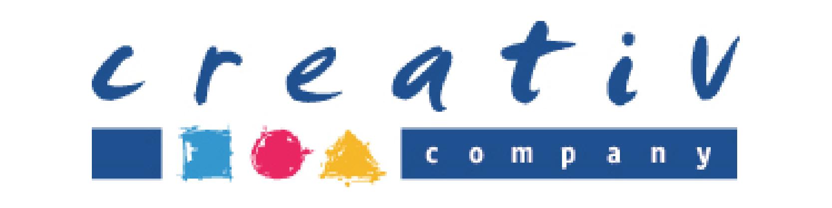 creativ company Logo - Lieferant unseres Bastelladen in Lohne