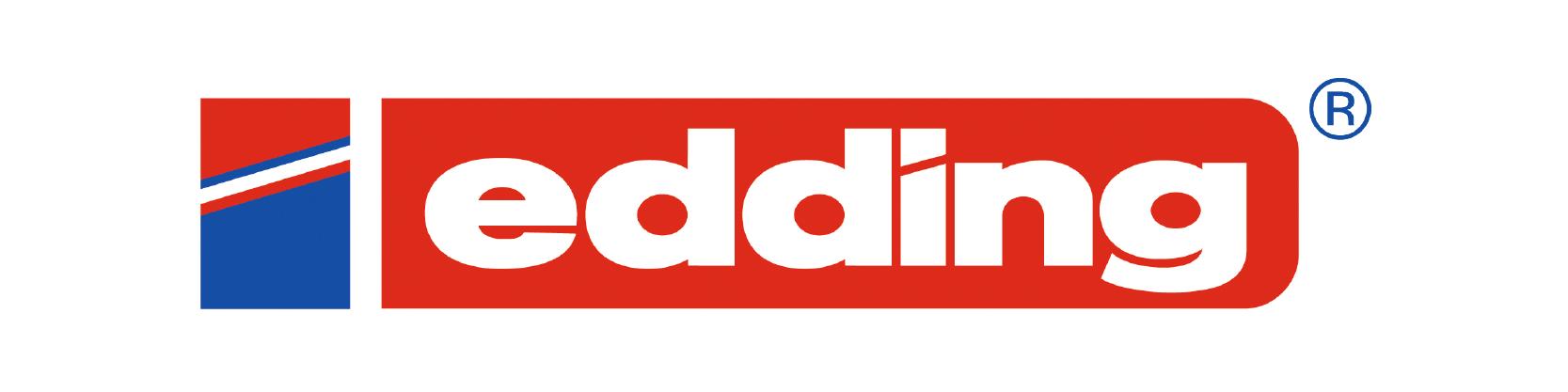 edding Logo - Lieferant unseres Bastelladen in Lohne