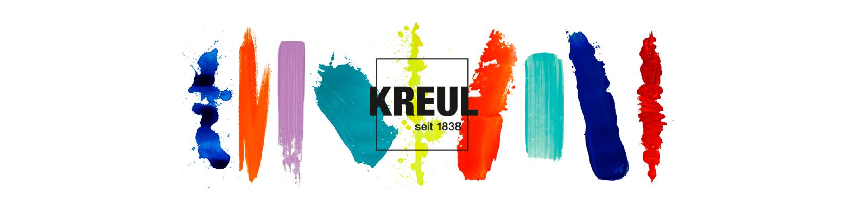 kreul Logo - Lieferant unseres Bastelladen in Lohne