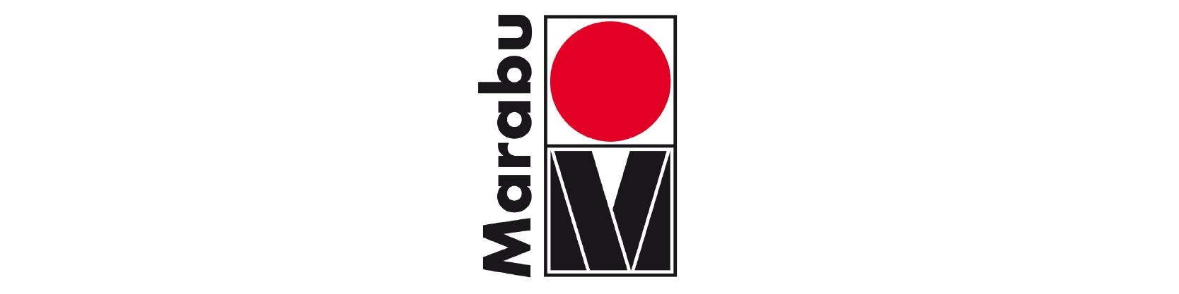 marabu Logo - Lieferant unseres Bastelladen in Lohne