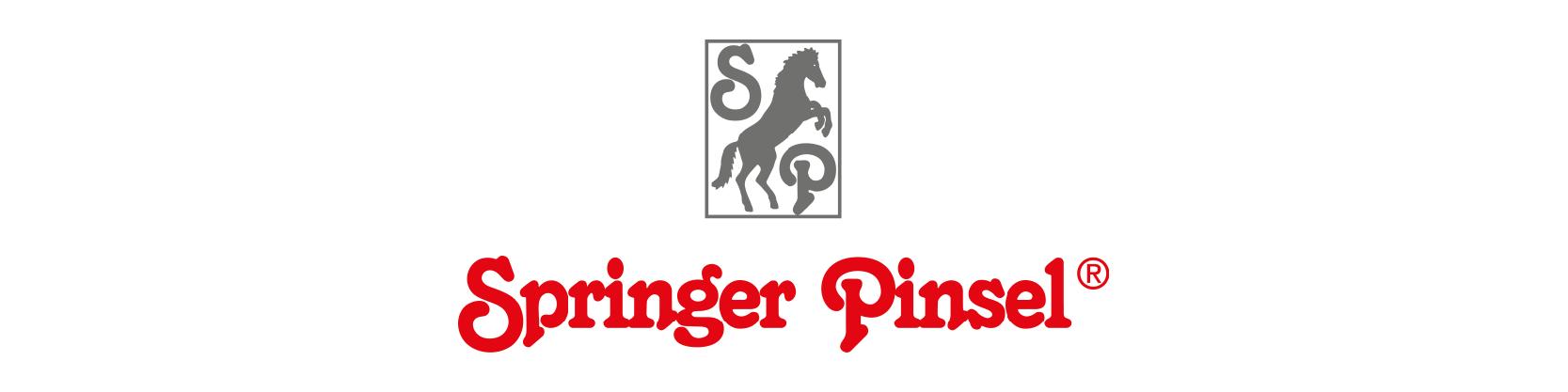 springer pinsel Logo - Lieferant unseres Bastelladen in Lohne